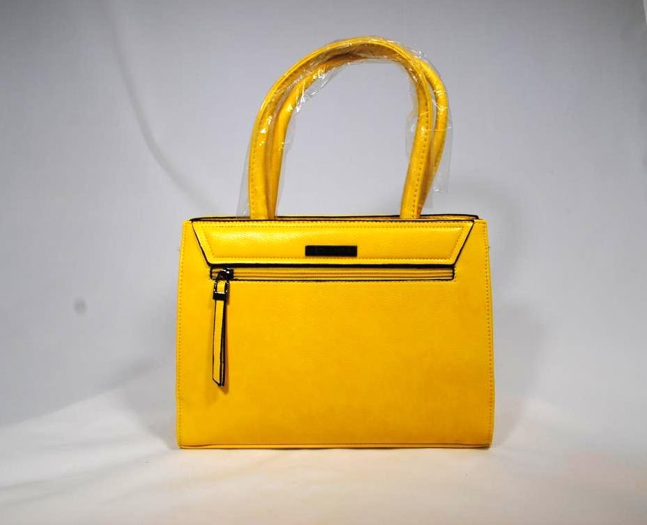 FASHION 89886 YELLOW